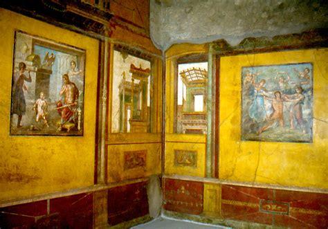 pompei casa dei vettii archeologia pompei riaperta parzialmente la casa dei