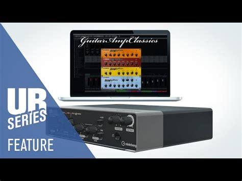 steinberg intros ur242 4×2 usb 2.0 audio interface