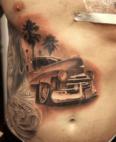 43 best classic car sleeve tattoo idea images on pinterest