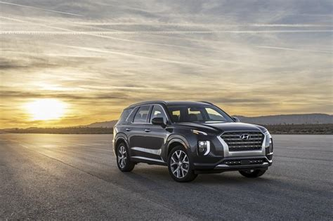Hyundai 2020 Family Car by 2020 Hyundai Palisade Top Speed