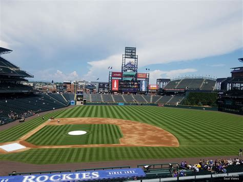 coors field section 223 rateyourseats