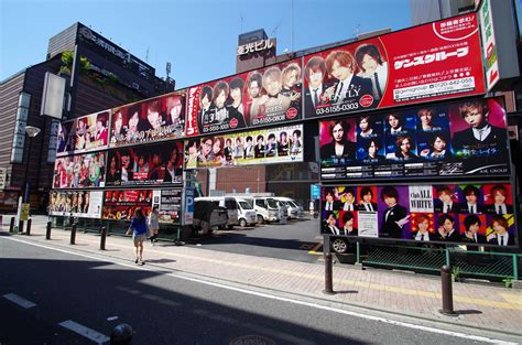 tokyo red light district image gallery kabukicho district