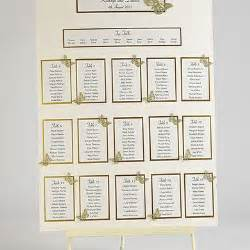 butterfly wedding table plan seating kit a2 confetti co uk