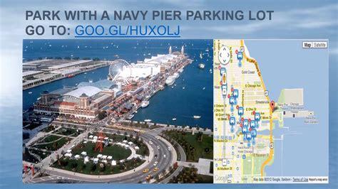 pier v parking navy pier parking discount youtube