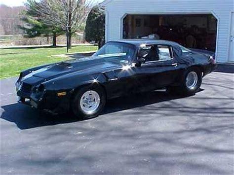 1981 chevrolet camaro z28 1/4 mile trap speeds 0 60