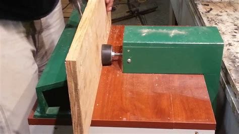 homemade kreg jig pocket hole machine rocks youtube