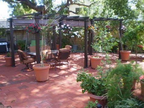 9 1 2 ft x 9 1 2 ft steel pergola with canopy