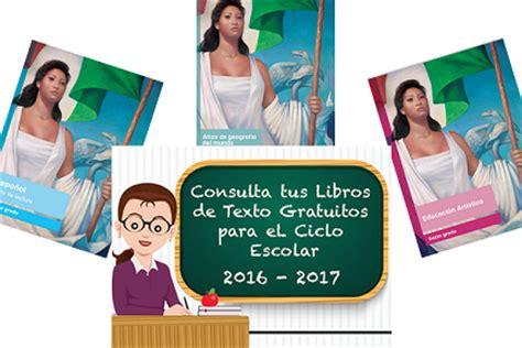 libros de primaria 2016 2017 iscindianet zona escolar 114 libros de texto gratuitos 2016 2017