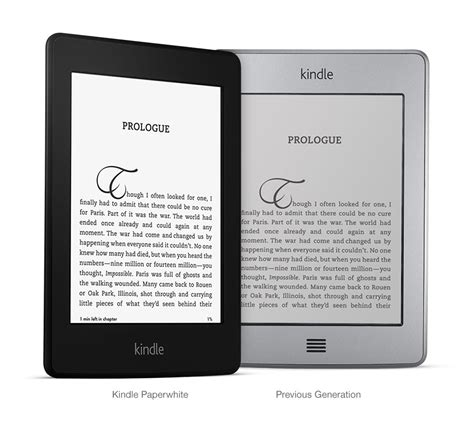 read on kindle paperwhite new kindle paperwhite now up for sale in india my