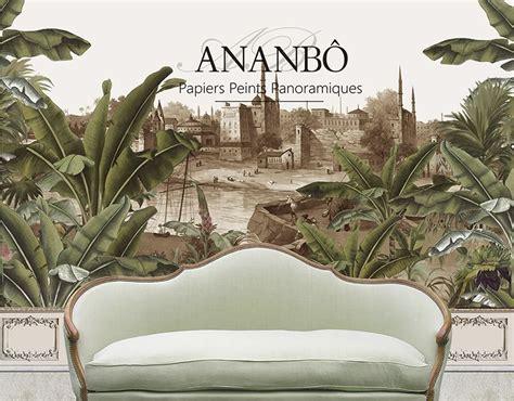 Tapisserie Panoramique by Papier Peint Panoramique Ananb 244 Divers