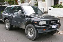 download car manuals 1992 isuzu amigo spare parts catalogs isuzu mu wikipedia