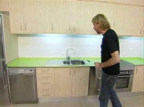 bricomania nueva encimera de cocina youtube
