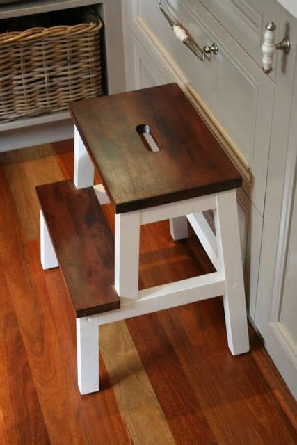Ikea Step Stool Stain Ikea Step Stool Try To Attempt Food Diy Etc