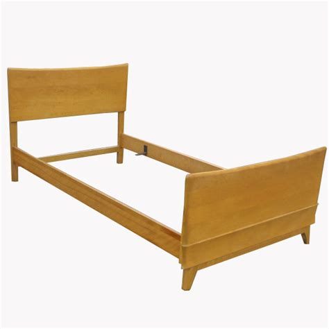 dimensions of a twin bed frame metro retro furniture heywood wakefield bed frame