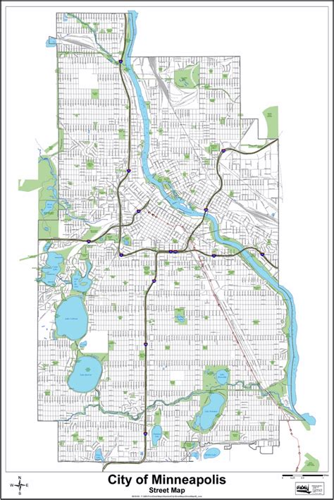 maps minneapolis minneapolis map