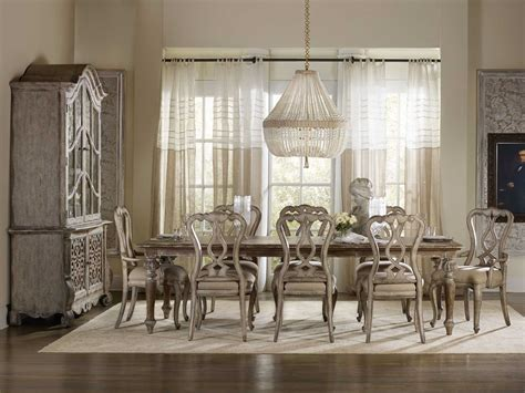 hooker dining room set hooker furniture chatelet dining room set hoo530075200set