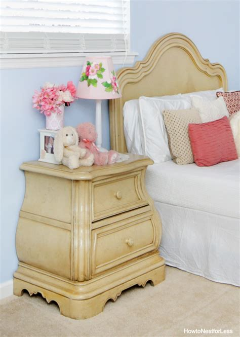 vintage girls bedroom furniture daughter s bedroom reveal how to nest for less