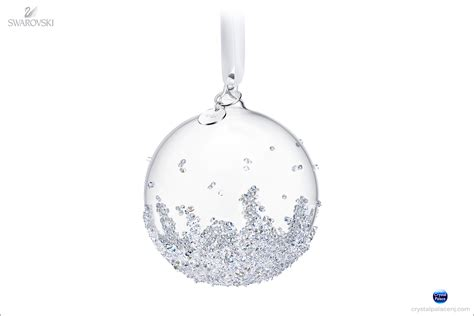 5135841 swarovski christmas ball ornament small