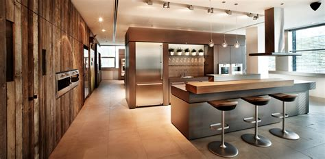 Gaggenau Kitchen by Gaggenau Cooking Class With Clift Style Canvas
