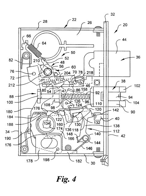 baldwin mortise lock diagram patent us6578888 mortise lock with automatic deadbolt