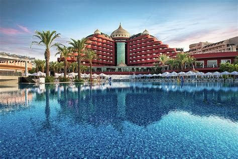 delphin hotel delphin palace turecko ck fischer