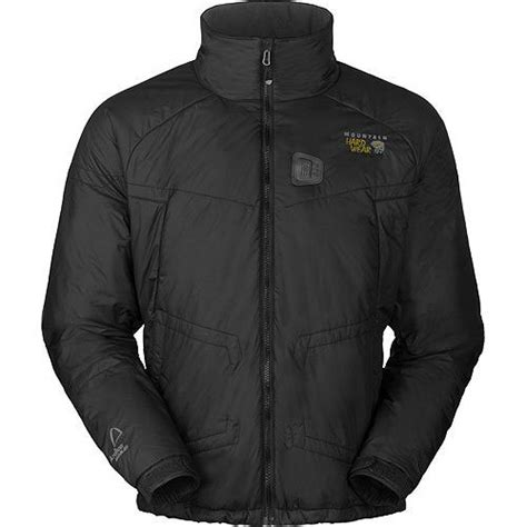 Jaket Oor refugium jacket staves hypothermia or charges your