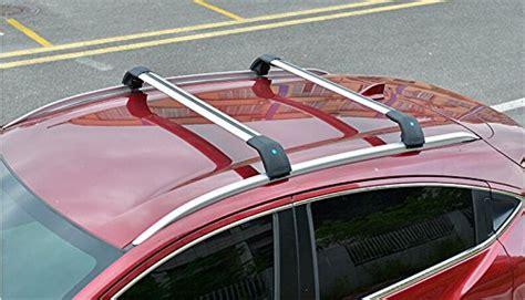 Cross Bar Hitam Jepit Roof Rail Honda Hr V 2013 roof rack cross bar for honda hrv 2015 2016 luggage baggage accessories travel buy in