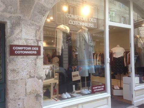 comptoir des cotonniers st etienne comptoir des cotonniers v 234 tements femme 20 rue