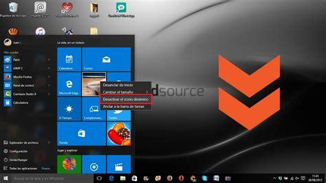 imagenes predeterminadas windows 10 como desactivar los iconos din 225 micos en windows 10 o