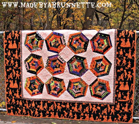 web quilt pattern what a tangled web we weave spiderweb block tutorial