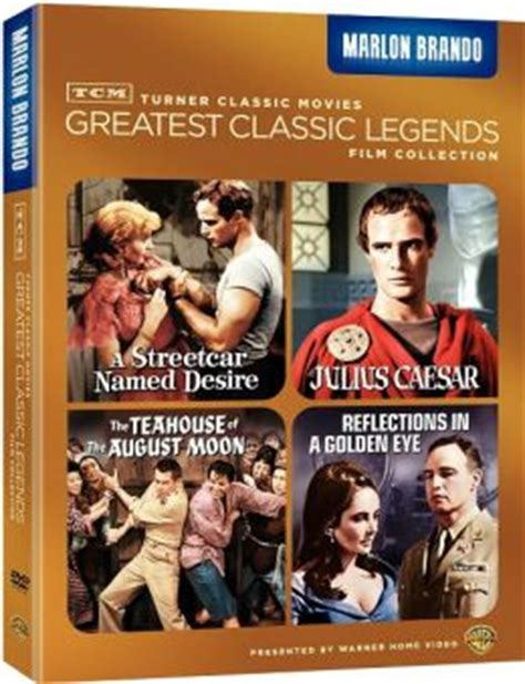Turner Classic Movies Gift Cards - tcm greatest classic films legends collection marlon brando by turner classic movie