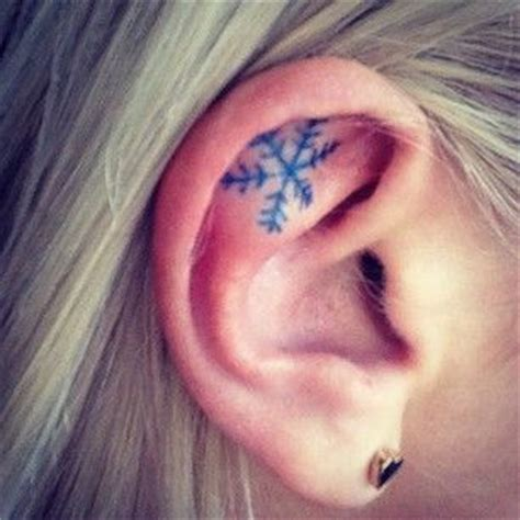 inner ear tattoo designs 10 best inner ear designs pretty designs