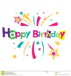 15 simple birthday card vector images happy birthday