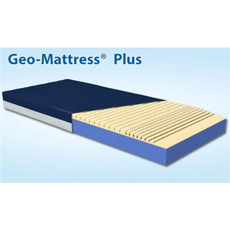 Geo Mattress by Span America Geo Mattress Plus Therapeutic Foam Mattress