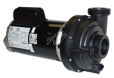 Jacuzzi Bathtub Maintenance Jacuzzi Spa Pump Motor 2 1 2 Hp 1 Speed 230 Volt The