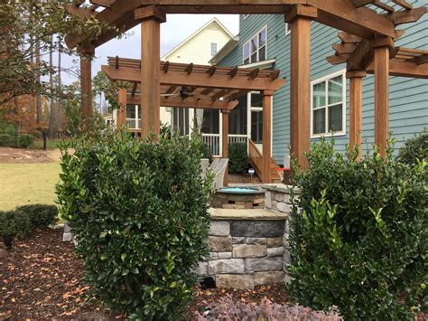 100 raleigh durham patio builder forest stacked