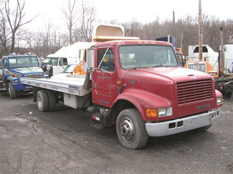 International 4700 Tow Trucks For Sale Used Trucks On
