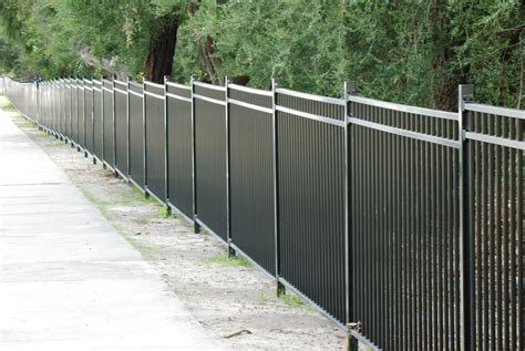 steel fencing pool fencing gates front and side fences