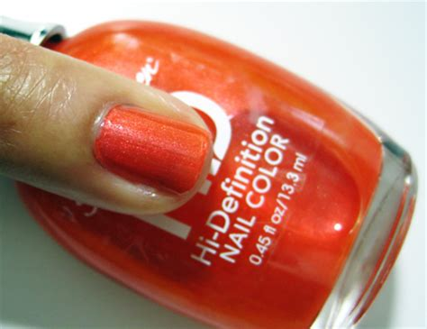 nail setter definition two ways to win the sally hansen hd hi definition nail