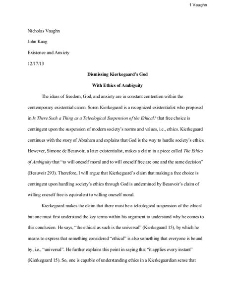 Essay Existence In Metaphysics Nonreductive by Philosophy Essays On Existence