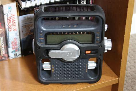 The Radio solar powered radio