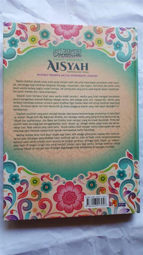 Buku Khadijah Teladan Agung Wanita Mukminah Bestseller buku ummul mukminin aisyah potret wanita mulia sepanjang masa