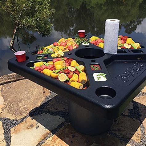 bayou classic seafood table tailgate backyard or c
