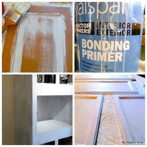 primer for painting kitchen cabinets painting mobile home kitchen cabinets i used this