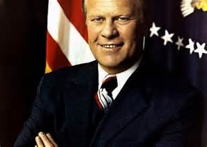 Ford President Gerald Ford Statue Dedicated At Of Michigan