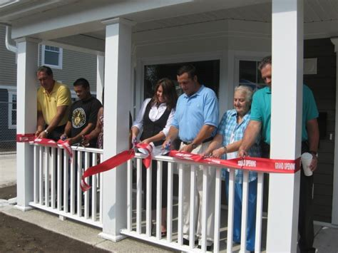 hammond housing authority new units opened in ongoing transformation of hammond s columbia center hammond news