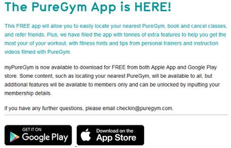 pure gym membership cancellation anotherhackedlifecom