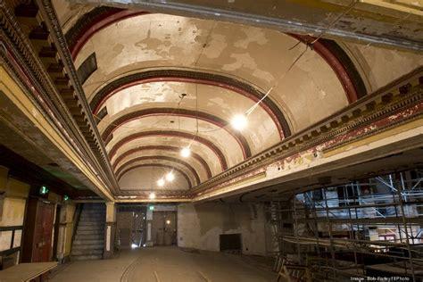 curtain   lyric theatre renovation