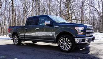 Ford F150 King Ranch 2015 2015 Ford F 150 King Ranch The Awesomer