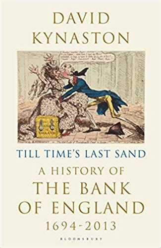 till time s last sand a history of the bank of